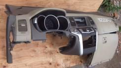 Панель приборов. Nissan Murano, Z51 Двигатель VQ35DE