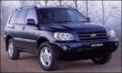 Бампер. Toyota Kluger