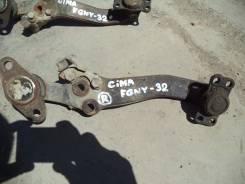 Рычаг подвески. Nissan Cima, FGNY32 Двигатель VH41DE