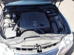 Защита двигателя пластиковая. Toyota Mark X, GRX120, GRX121, GRX125 Двигатели: 3GRFSE, 4GRFSE
