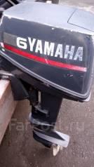 Yamaha. 6,00л.с., 2х тактный, бензин, нога L (508 мм), Год: 1993 год