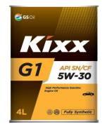 Kixx GS Oil. Вязкость 5W-30, синтетическое
