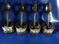 Поршень. Toyota: Corolla, Corsa, Tercel, Cynos, Corolla II, Starlet, Sprinter Двигатели: 2C, 4EFE, 2E, 1E, 4EF