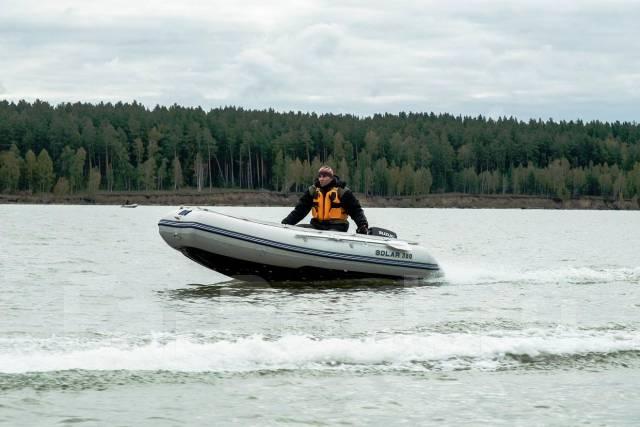 Легендарные лодки Солар в Икутске на Ширямова !