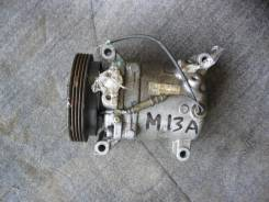 Компрессор кондиционера. Suzuki Swift, HN12S, HN11S, HT81S, HT51S, HN21S Двигатель M13A