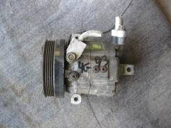 Компрессор кондиционера. Mitsubishi Pajero iO, H76W, H66W, H61W, H71W Двигатель 4G93