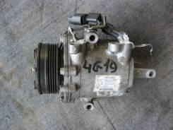Компрессор кондиционера. Mitsubishi Colt, Z26A Двигатель 4G19