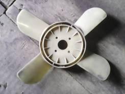 Вентилятор охлаждения радиатора. Москвич 2140 Москвич 412 Двигатели: UZAM412DE, UZAM412