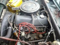 Двигатель в сборе. Лада 2106 Лада 2107
