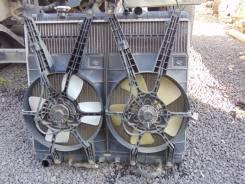 Радиатор охлаждения двигателя. Mazda Bongo Friendee, SGEW Двигатель FEE