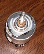 Мотор печки. Opel Zafira