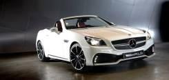Обвес кузова аэродинамический. Mercedes-Benz SLK-Class, R172. Под заказ