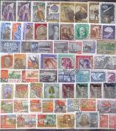 Набор марок СССР 1957г. более 60 шт.
