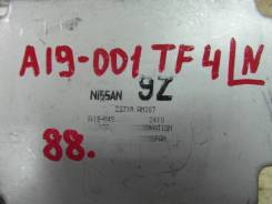 Блок управления двс. Nissan Cube, ANZ10 Двигатель CGA3DE
