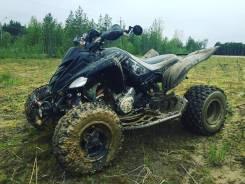 Yamaha Raptor 700. исправен, есть птс, с пробегом