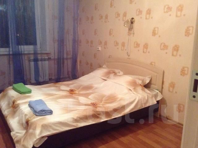 2-комнатная, улица Сысоева 17. Индустриальный, 55кв.м. Вторая фотография комнаты