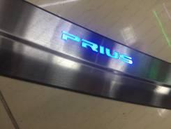 Накладка на стоп-сигнал. Toyota Prius, ZVW30L
