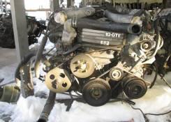 Двигатель в сборе. Toyota Supra, GA70 Двигатель 1GGTEU
