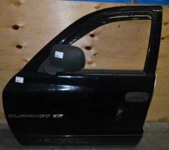 Зеркало двери багажника. Dodge Durango