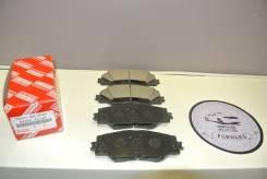 Колодка тормозная. Toyota: RAV4, Mark X, Auris, Blade, Harrier, Vanguard Двигатели: 2GRFE, 2AZFE, 2ADFHV, 1AZFE, 2ADFTV, 2ZRFAE, 2ARFXE, 3ZRFAE