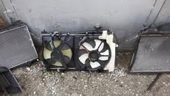Радиатор охлаждения двигателя. Honda Civic, EU3, ES9, EU2, EU4, EU1