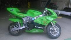 Yamaha. 49 куб. см., исправен, без птс, без пробега