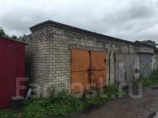 Гаражи кооперативные. улица Фрунзе 1, р-н ул.Фрунзе -ленинградская, 20 кв.м., электричество, подвал.