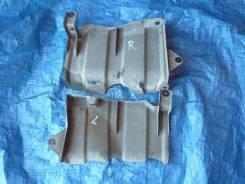 Защита двигателя. Daihatsu Mira, L250V