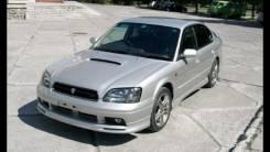 Subaru Legacy B4. Документы на В4