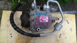 Компрессор кондиционера. Mitsubishi Colt, Z25A Двигатель 4G19