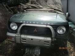 Mitsubishi Pajero Mini. 4A30