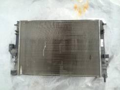 Радиатор охлаждения двигателя. Renault Sandero Renault Duster Renault Logan Лада Ларгус