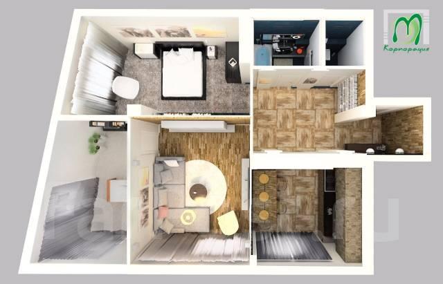 Дизайн квартир Хабаровск