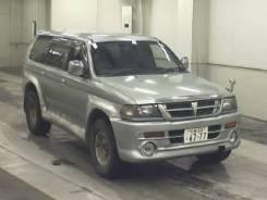 Бампер. Mitsubishi Challenger, K99W