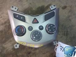 Блок управления климат-контролем. Chevrolet Aveo, T300 F16D4