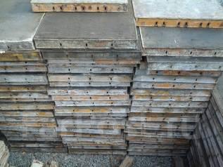 Аренда опалубки стеновой, перекрытия, лесов строительных, комплектующих