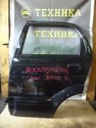 Дверь боковая. Toyota Cami, J122E, J100E, J102E, J102G, J100G, J122G Daihatsu Terios, J102G, J122G, J100G