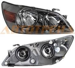 Фара. Lexus IS200 Toyota Altezza, GXE15, JCE15, SXE10, JCE10, GXE10 Двигатели: 3SGE, 1GFE, 2JZGE