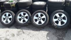 Продам колеса на Toyota Wish 195/65R15. 6.5x15 5x100.00 ET45 ЦО 63,0мм.
