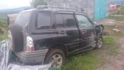 Chevrolet Tracker. J20A