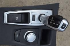 Стояночная тормозная система. BMW X5, E70