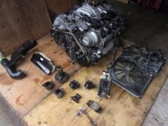 Двигатель в сборе. Toyota Celsior, UCF21 Toyota Crown, UZS175, UZS171 Toyota Crown Majesta, UZS171, UZS175 Двигатель 1UZFE