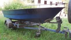 Лодки Катера Моторы. 2014 год год, длина 4,00м., двигатель подвесной, 25,00л.с., бензин
