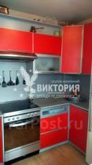 2-комнатная, улица Героев Варяга 4. БАМ, агентство, 54 кв.м. Кухня