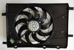 Вентилятор охлаждения радиатора. Chevrolet Aveo, T300
