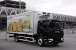 Naveco. C 500 Изотермический г. п. 7,7 тонн, от официального дилера, 3 000куб. см., 7 700кг., 4x2. Под заказ