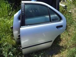 Дверь боковая. Nissan Sunny, FB14