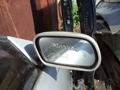 Зеркало заднего вида боковое. Honda Prelude, BA8