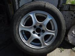 Одно колесо Continental на литье, 185/65/R14, 5х100. x14 5x100.00