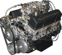 Двигатель в сборе. Chevrolet Impala